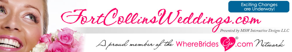 Plan your Fort Collins wedding with FortCollinsWeddings.com